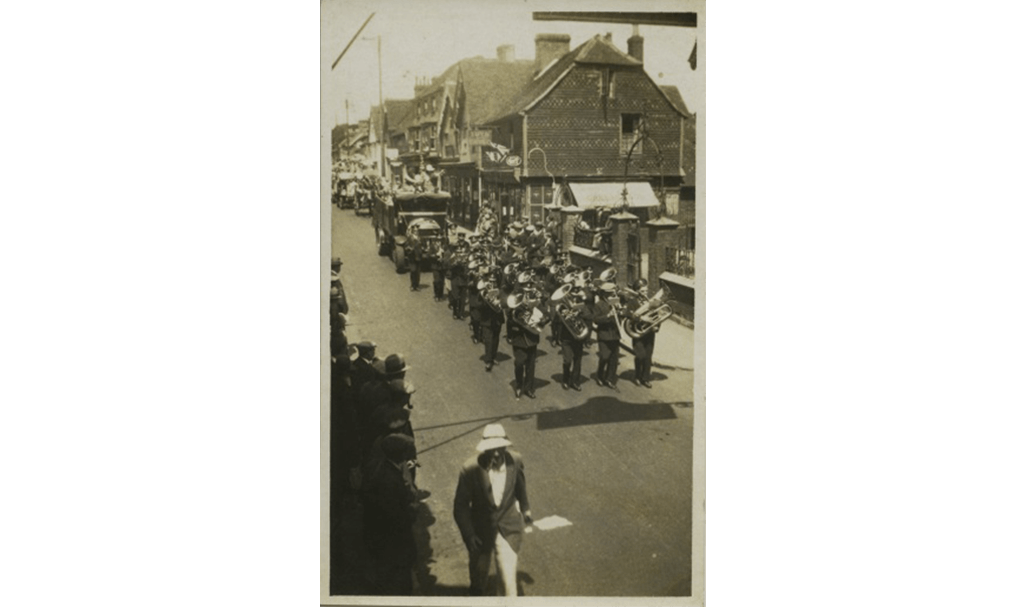 1935 Edenbridge Carnival