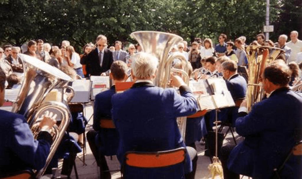 1990 Mont St Aignan