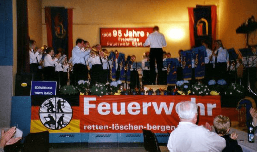 2004 Massed Bands Egestorf