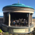 Edenbridge Town Band at Eastbourne Band Stand on Sunday 15th Sep 2018