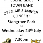 FREE Open Air Summer Concert