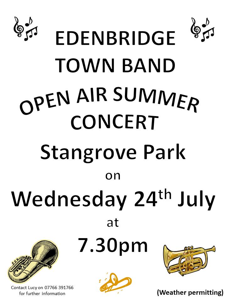 FREE Open Air Summer Concert